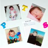 PhotoSquares Magnet | photosthatshine